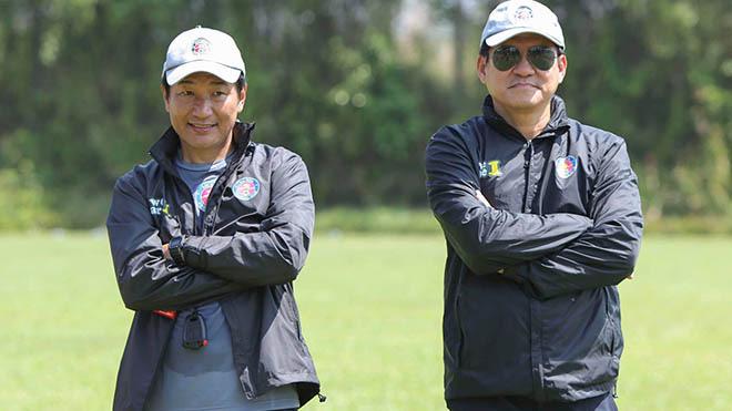 HLV Vũ Tiến Thành và những dấu ấn cùng Sài Gòn FC - Ảnh 4.