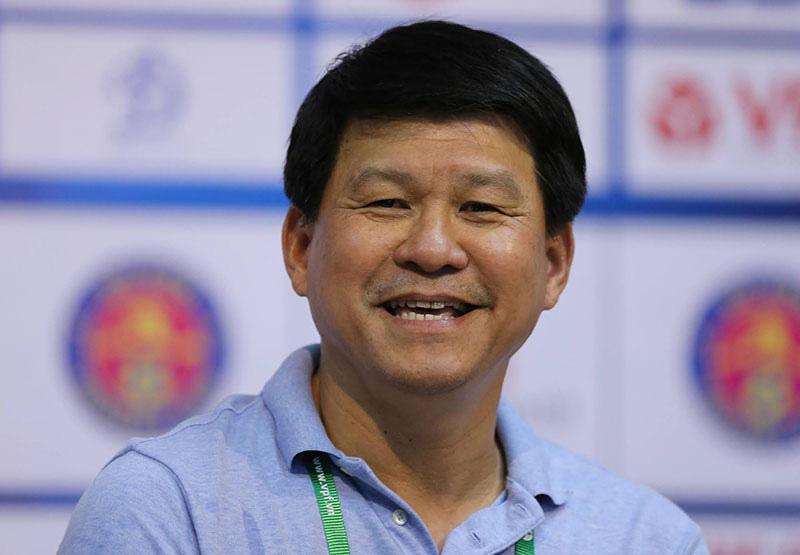 HLV Vũ Tiến Thành dẫn dắt Sài Gòn FC giành HCĐ V.League 2020 - kết quả tốt nhất của đội bóng tính tới lúc này.