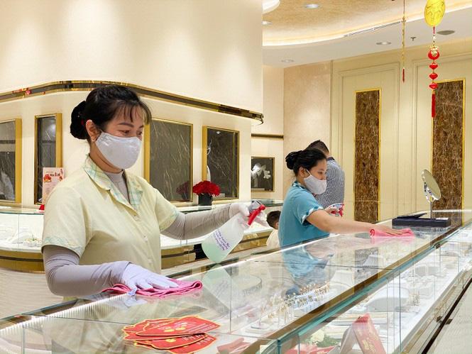 Hơn 300 ngàn sản phẩm của Doji đã đến tay khách hàng dịp Thần Tài 2021 - Ảnh 6.