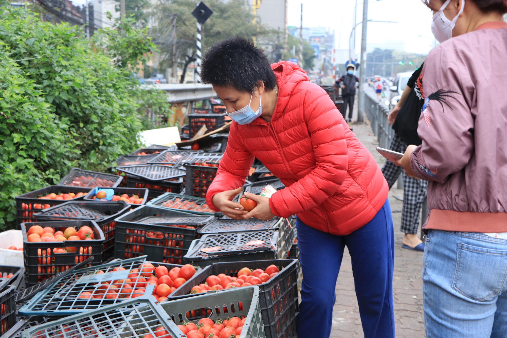 Người Hà Nội trắng đêm giải cứu 50 tấn hàng nông sản giúp bà con vùng dịch Hải Dương - Ảnh 13.