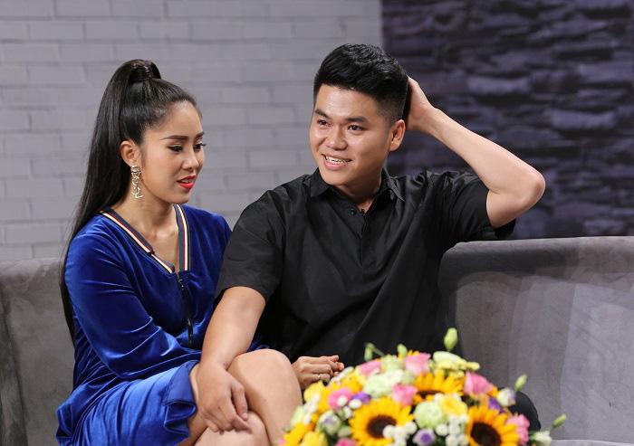 Lê Phương và chồng trẻ Trung Kiên