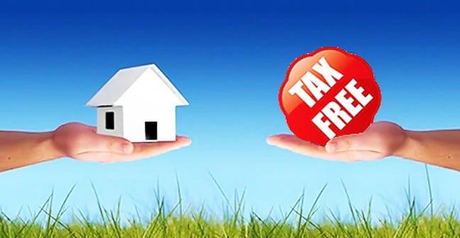 2 trường hợp được miễn thuế thu nhập cá nhân khi mua bán nhà đất - Ảnh 1.