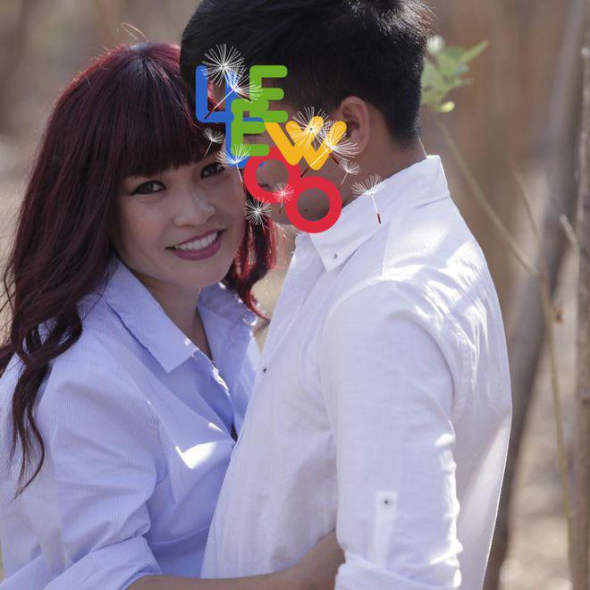 Ca sĩ Phương Thanh đăng tải hình ảnh cùng người tình trên trang cá nhân.