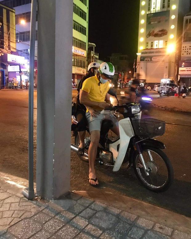 Lộ hình ảnh Công Vinh cùng Thuỷ Tiên đi hẹn hò trên xe Dream - Ảnh 5.