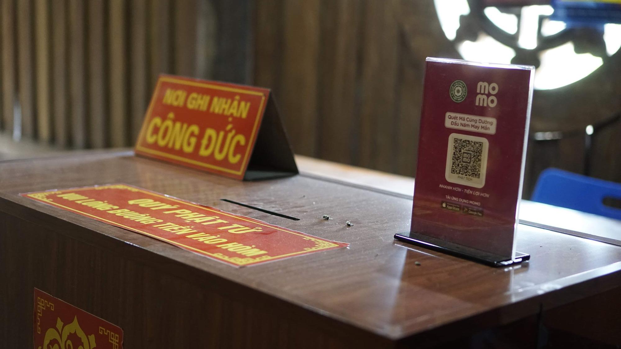 Giáo hội Phật giáo Việt Nam nói gì về cúng dường qua ví điện tử gây tranh cãi? - Ảnh 2.