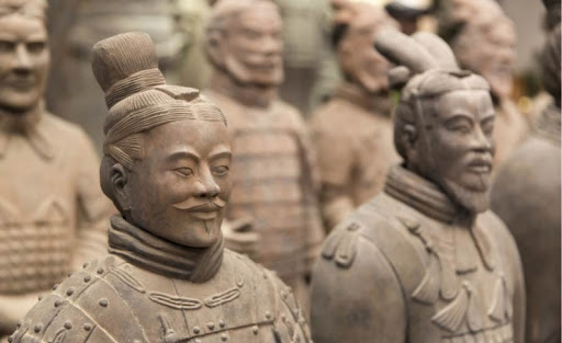 Đội quân đất nung của Tần Thủy Hoàng đều sở hữu đôi mắt một mí: Bí ẩn phía sau là gì? - Ảnh 3.
