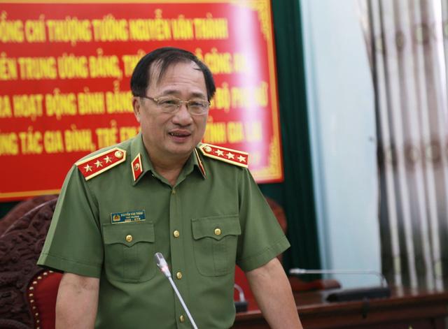 Những Thứ trưởng Bộ Công an từng giữ chức Bí thư tỉnh, thành uỷ - Ảnh 3.