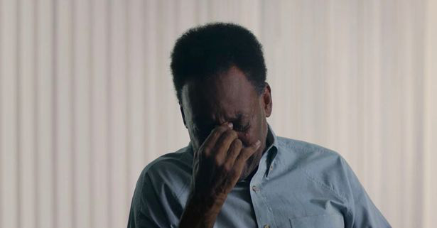 """Rớt nước mắt trước hình ảnh tiều tụy của """"Vua bóng đá"""" Pele - Ảnh 1."""