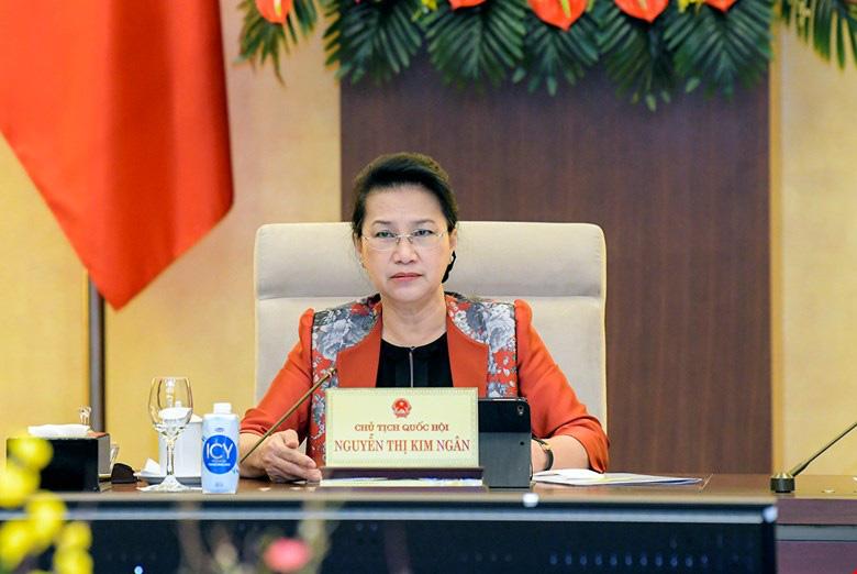 Chủ tịch Quốc hội nêu ấn tượng thế nào về Thủ tướng, các Phó Thủ tướng và thành viên Chính phủ? - Ảnh 1.