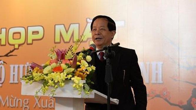 Vietbank bất ngờ bổ nhiệm nguyên Thứ trưởng Bộ Công thương làm Chủ tịch - Ảnh 1.