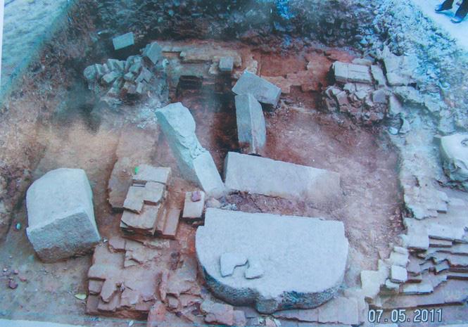 Đà Nẵng: Công bố xếp hạng Di chỉ khảo cổ Chăm Phong Lệ là Di tích cấp thành phố  - Ảnh 1.
