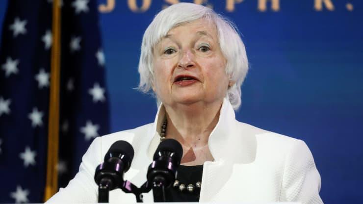 Bộ trưởng Tài chính Mỹ 'dội gáo nước lạnh' vào đồng bitcoin - Ảnh 1.