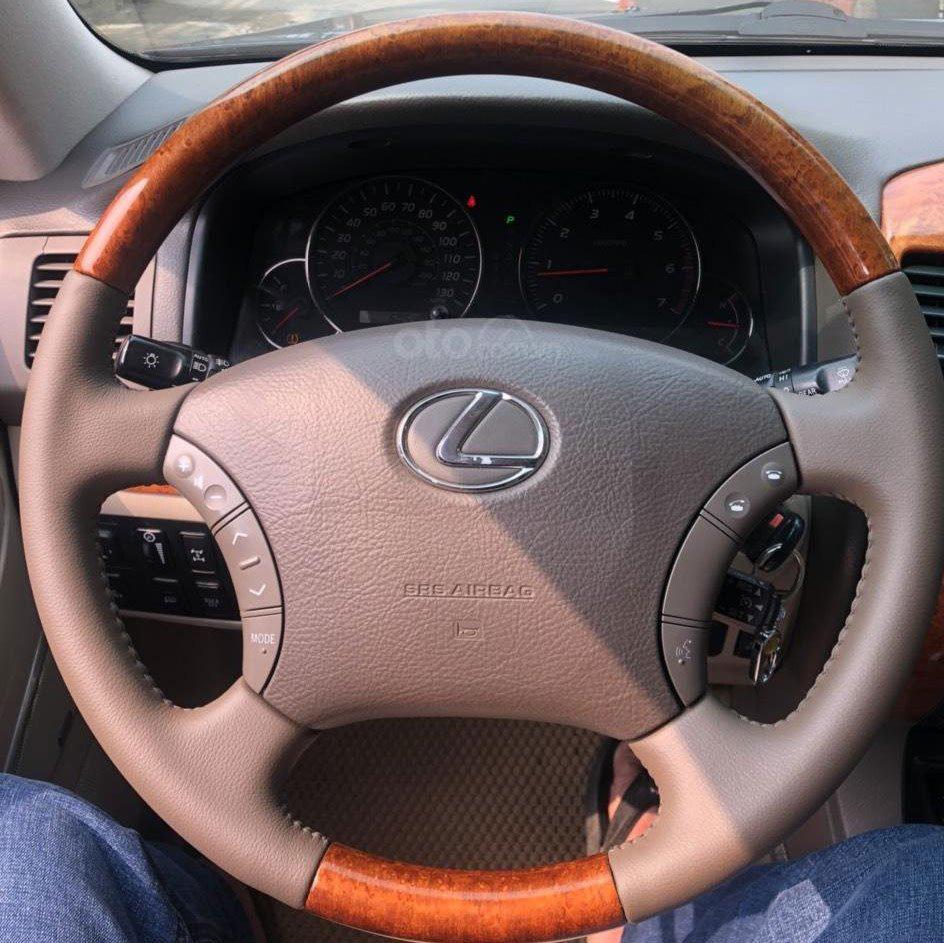 Vô lăng xe Lexus GX 470 2007 1