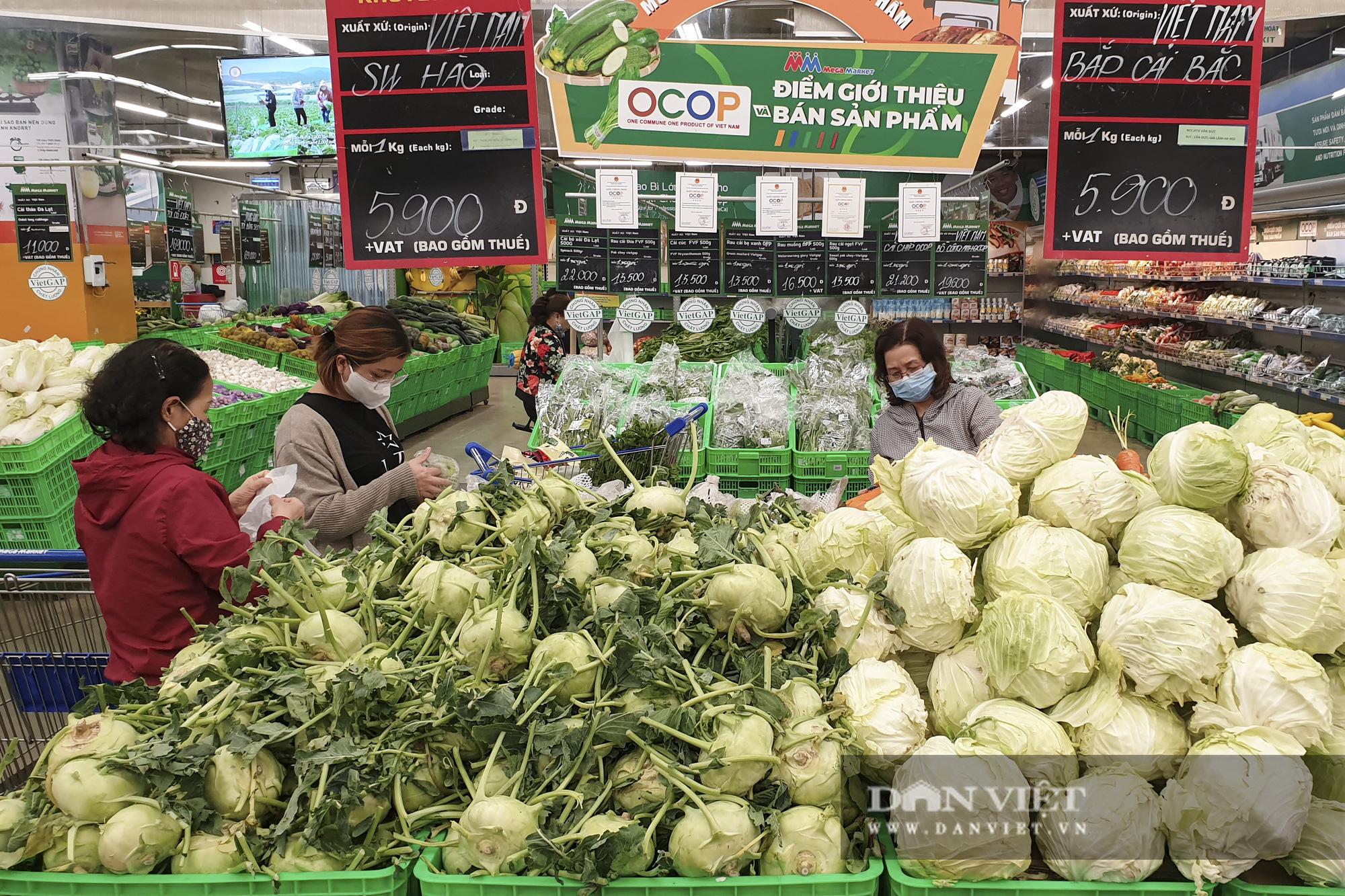 Nhiều hệ thống siêu thị Hà Nội bắt đầu bán nông sản Hải Dương - Ảnh 2.