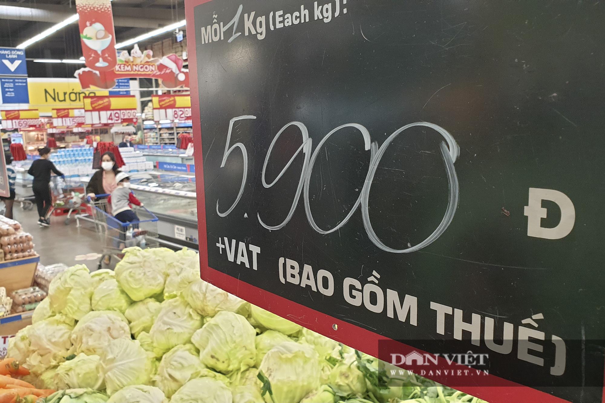 Nhiều hệ thống siêu thị Hà Nội bắt đầu bán nông sản Hải Dương - Ảnh 3.
