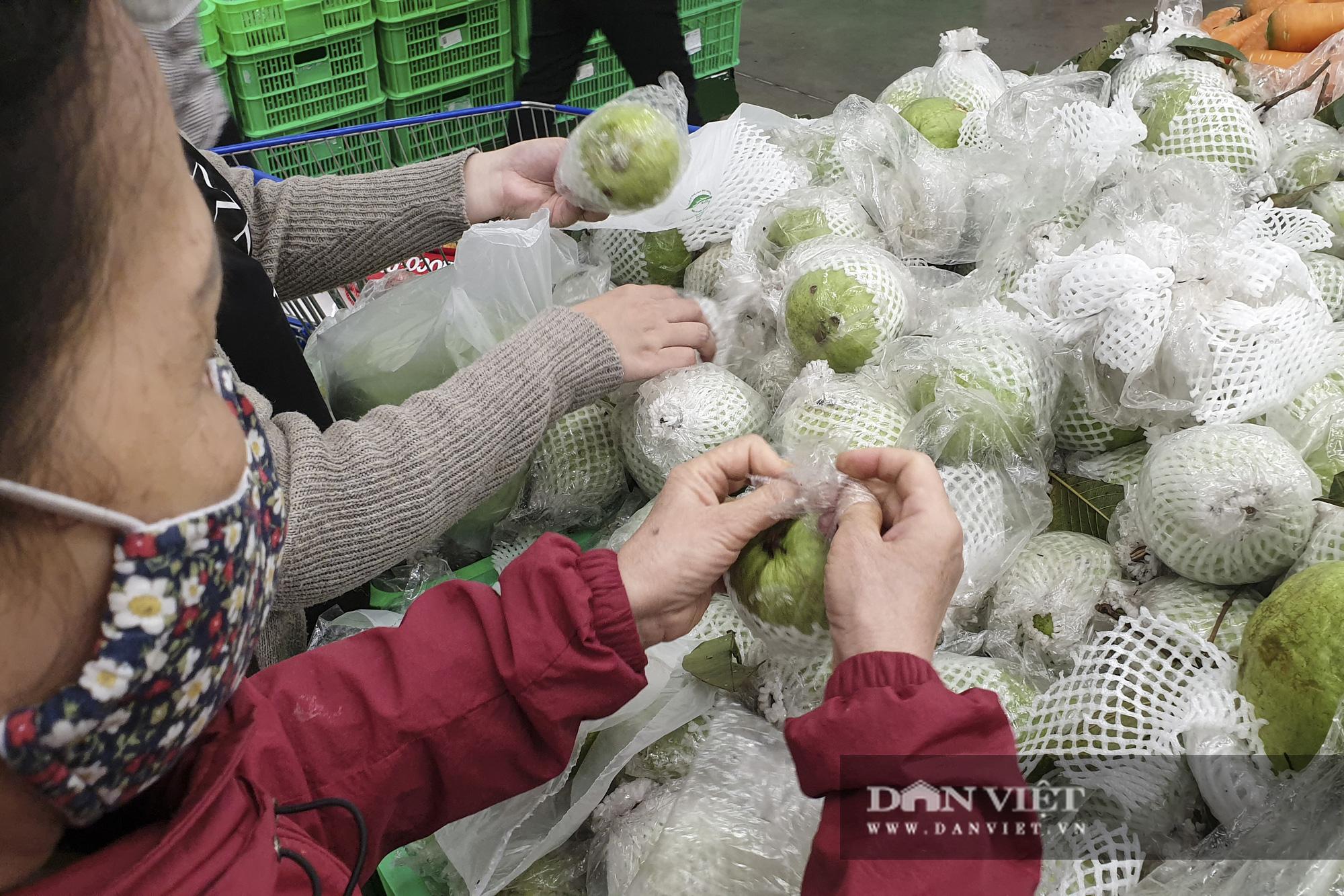 Nhiều hệ thống siêu thị Hà Nội bắt đầu bán nông sản Hải Dương - Ảnh 5.