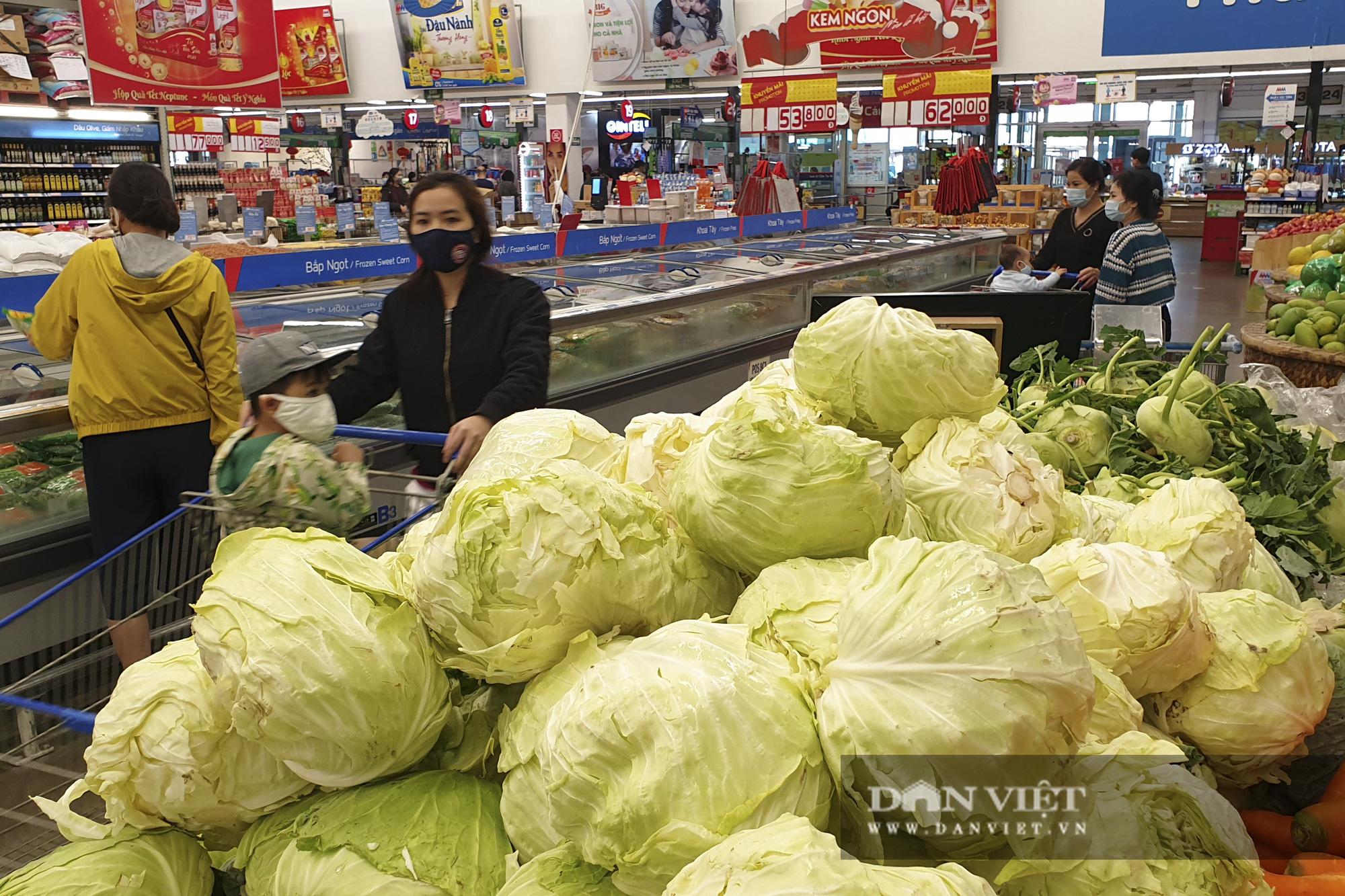 Nhiều hệ thống siêu thị Hà Nội bắt đầu bán nông sản Hải Dương - Ảnh 7.