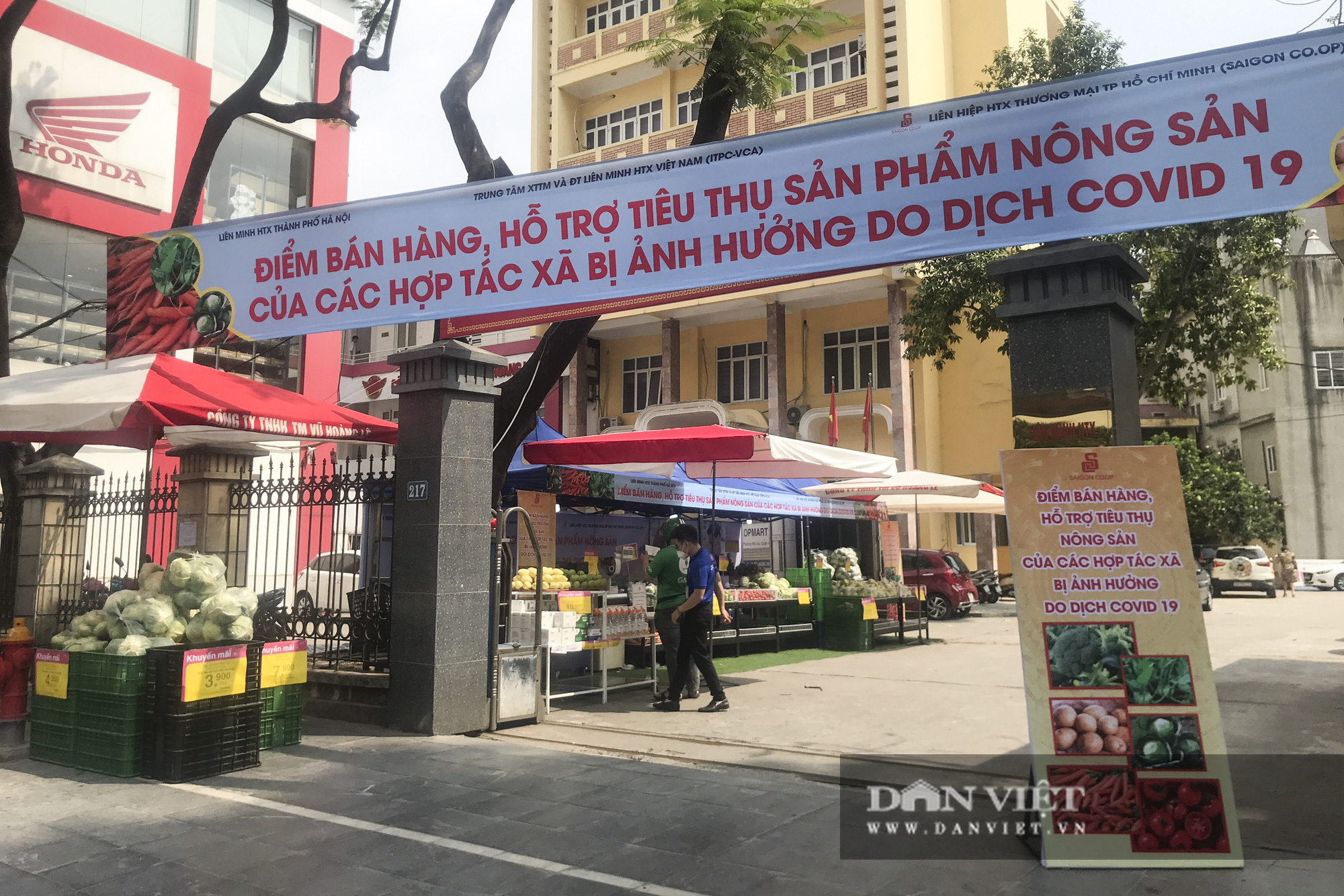 Nhiều hệ thống siêu thị Hà Nội bắt đầu bán nông sản Hải Dương - Ảnh 8.