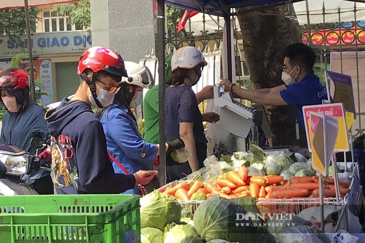 Nhiều hệ thống siêu thị Hà Nội bắt đầu bán nông sản Hải Dương - Ảnh 9.