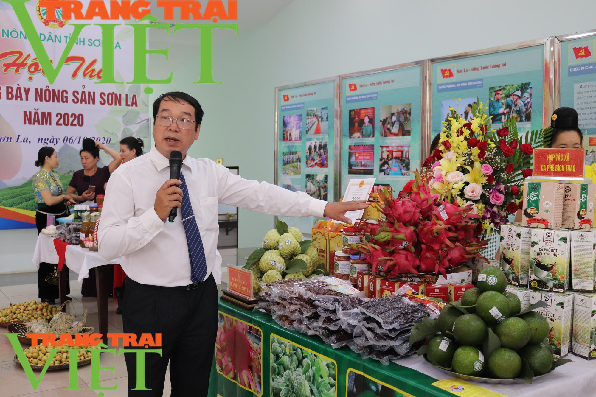 Hội Nông dân Sơn La: Làm tốt các hoạt động dịch vụ, tư vấn, dạy nghề, hỗ trợ nông dân - Ảnh 4.