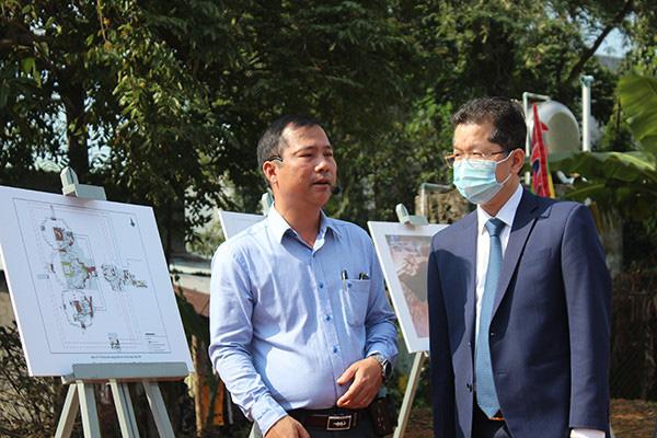 Đà Nẵng: Công bố xếp hạng Di chỉ khảo cổ Chăm Phong Lệ là Di tích cấp thành phố  - Ảnh 5.