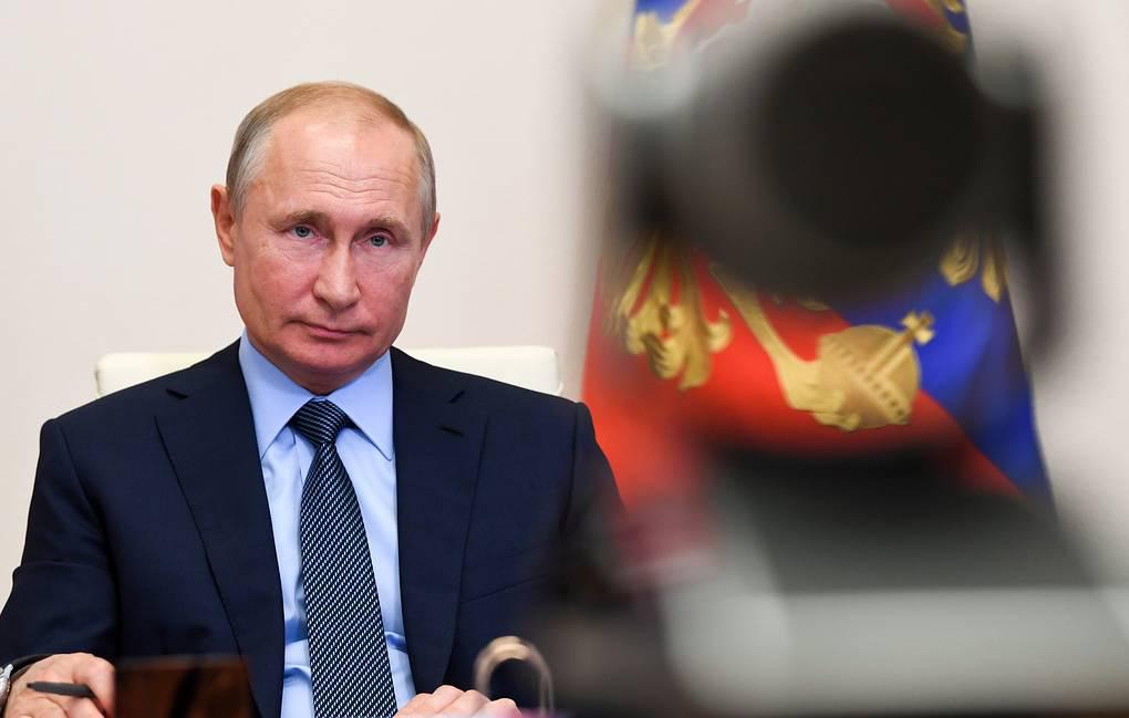 Putin có thứ vũ khí chính trị tạo chiến thắng dễ như trở bàn tay - Ảnh 1.