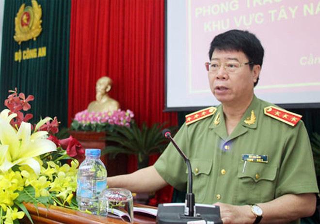 Những Thứ trưởng Bộ Công an từng giữ chức Bí thư tỉnh, thành uỷ - Ảnh 2.