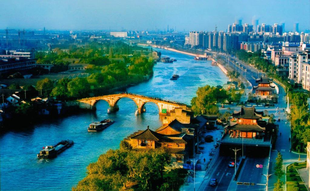 Sững sờ trước vẻ đẹp ngoạn mục của loạt kênh đào nổi tiếng trên thế giới - Ảnh 7.