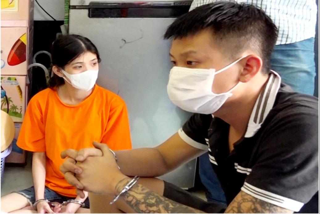 An Giang: Triệt phá đường dây mua bán ma tuý tinh vi của cặp đôi 2K - Ảnh 1.
