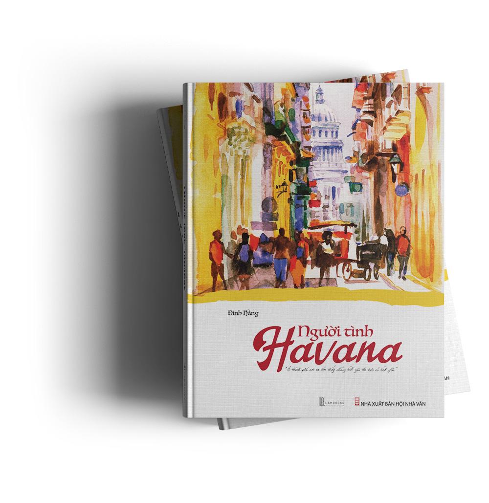 """Vừa ra mắt, """"Người tình Havana"""" của Đinh Hằng lên top sách du ký bán chạy của Tiki - Ảnh 2."""