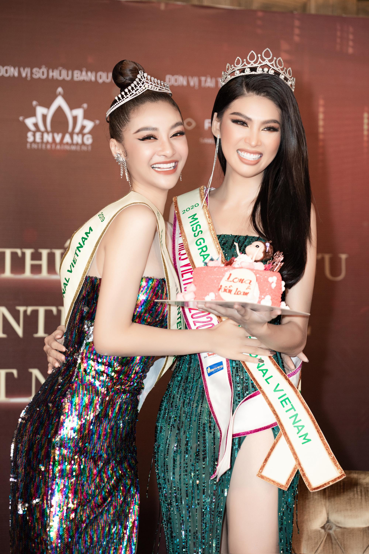 Á Hậu Ngọc Thảo đại diện Việt Nam thi Miss Grand International 2020 tái hiện màn cung đấu với Kiều Loan gây bão mạng - Ảnh 6.