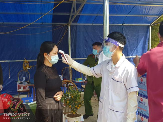 Từ vùng dịch Cẩm Giàng nhưng khai làm ở Hưng Yên, 2 người ở Điện Biên bị phạt 15 triệu đồng - Ảnh 1.