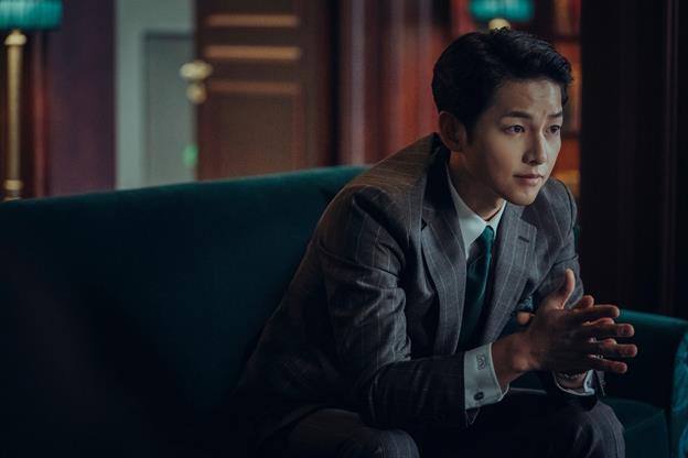 """Song Joong-ki, Cho Seung-woo, Park Shin-hye chiếm sóng loạt phim Hàn """"siêu phẩm"""" tháng 2 - Ảnh 3."""