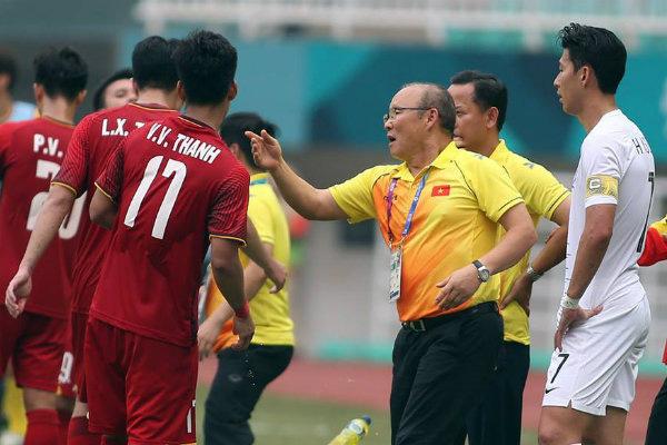 KFA đưa HLV Park Hang-seo tầm ngắm, HLV Lê Thụy Hải nói điều bất ngờ - Ảnh 2.