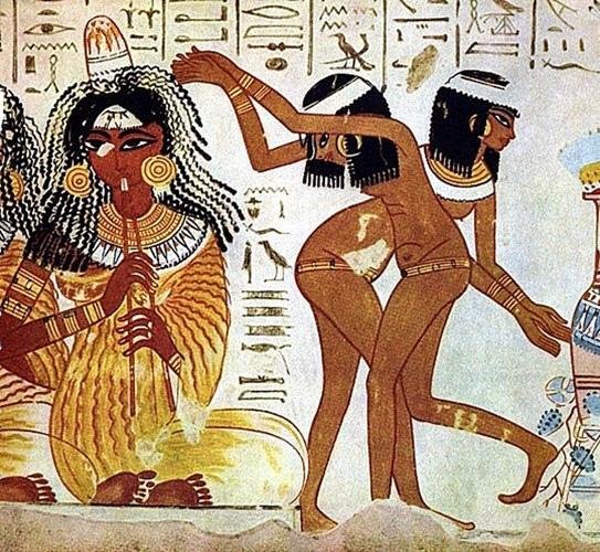 """Kinh ngạc quan niệm """"chuyện yêu"""" và bí thuật phòng the của người cổ đại - Ảnh 1."""
