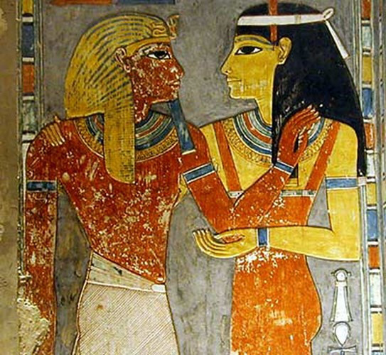 """Kinh ngạc quan niệm """"chuyện yêu"""" và bí thuật phòng the của người cổ đại - Ảnh 2."""