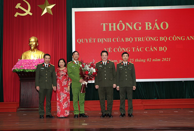 Nhân sự mới được Bộ trưởng Bộ Công an bổ nhiệm ở Lâm Đồng là ai? - Ảnh 1.