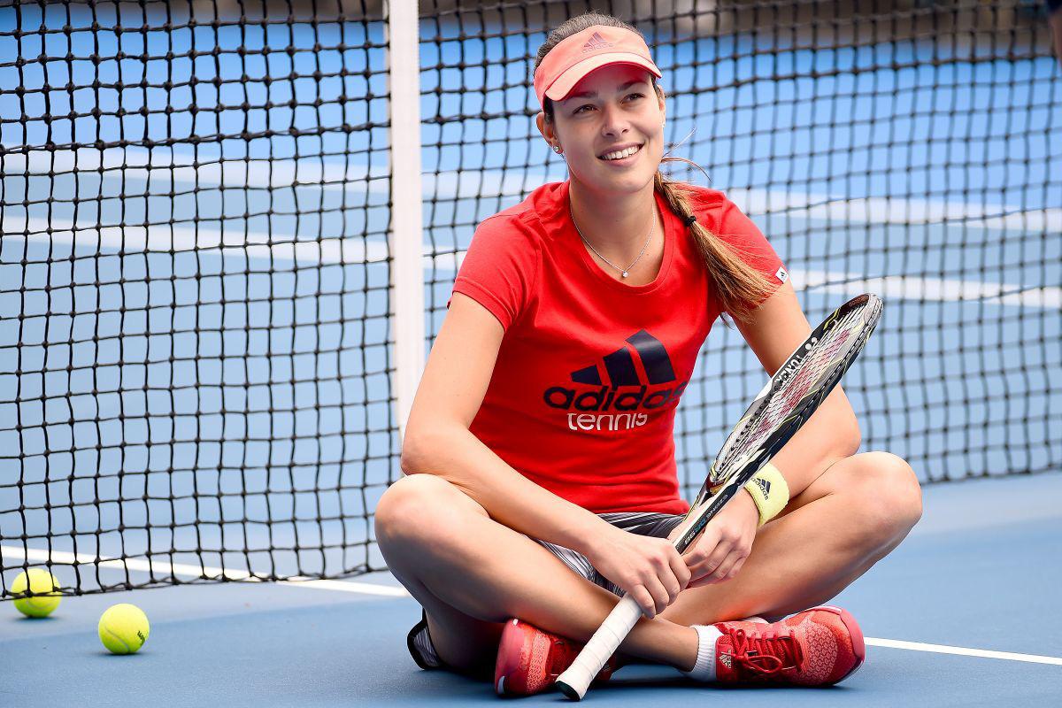 10 tay vợt nữ cao nhất thế giới: Maria Sharapova 1m88 chỉ xếp thứ 4 - Ảnh 3.