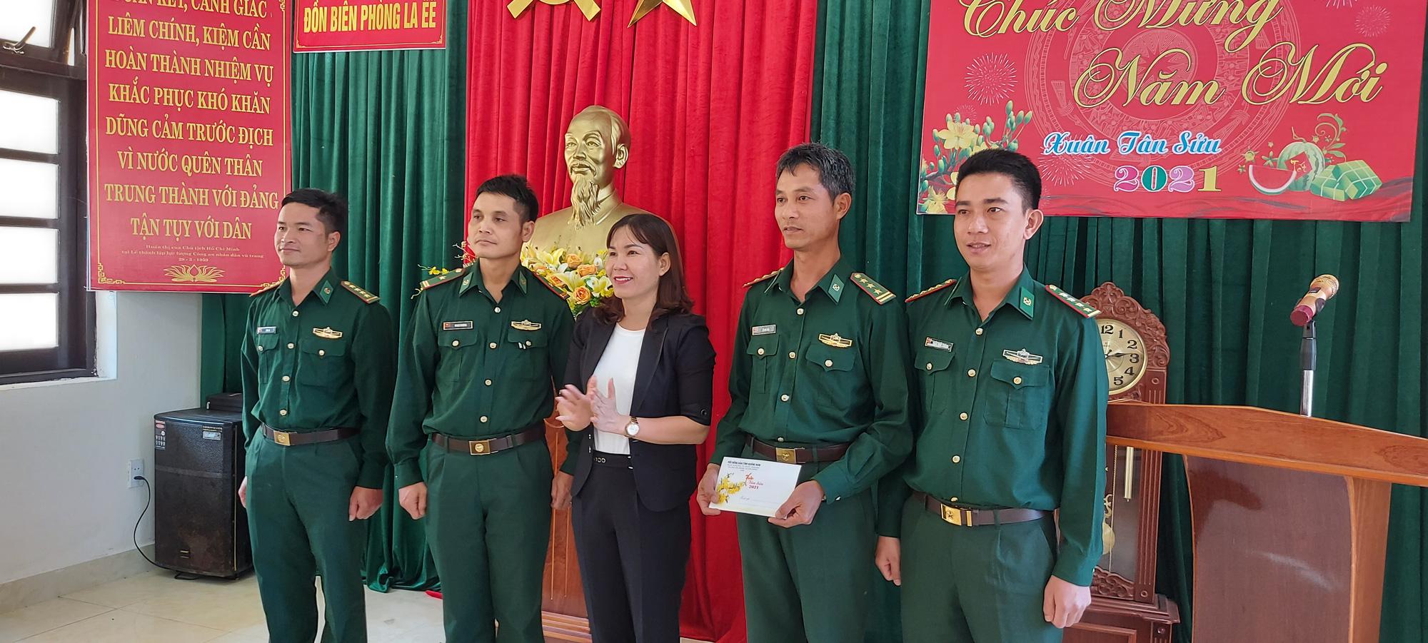 Hội Nông dân Quảng Nam hướng về các chiến sĩ đầu tuyến chống dịch Covid-19 - Ảnh 1.