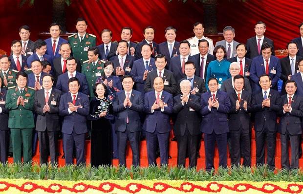 Toàn văn Nghị quyết Đại hội đại biểu toàn quốc lần thứ XIII của Đảng - Ảnh 2.