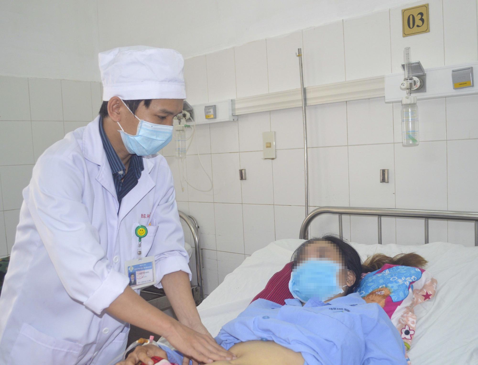 Cần Thơ: Hy hữu cứu sống bệnh nhân bị tai nạn  vỡ gan không cần phẫu thuật - Ảnh 1.