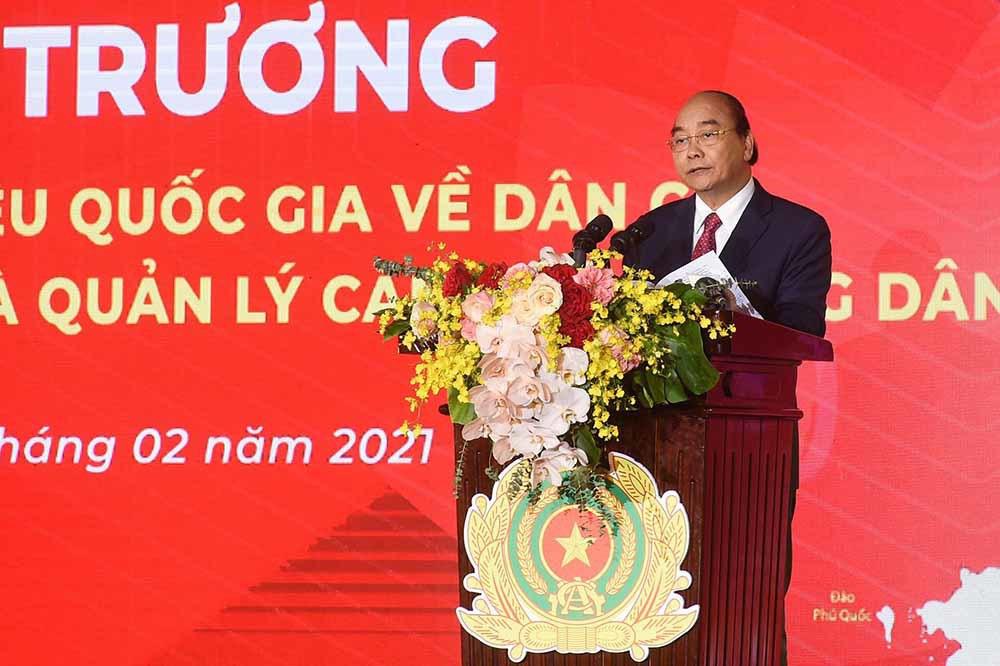 Thủ tướng: Cơ sở dữ liệu quốc gia về dân cư là bước tiến quan trọng hướng tới Chính phủ số - Ảnh 1.