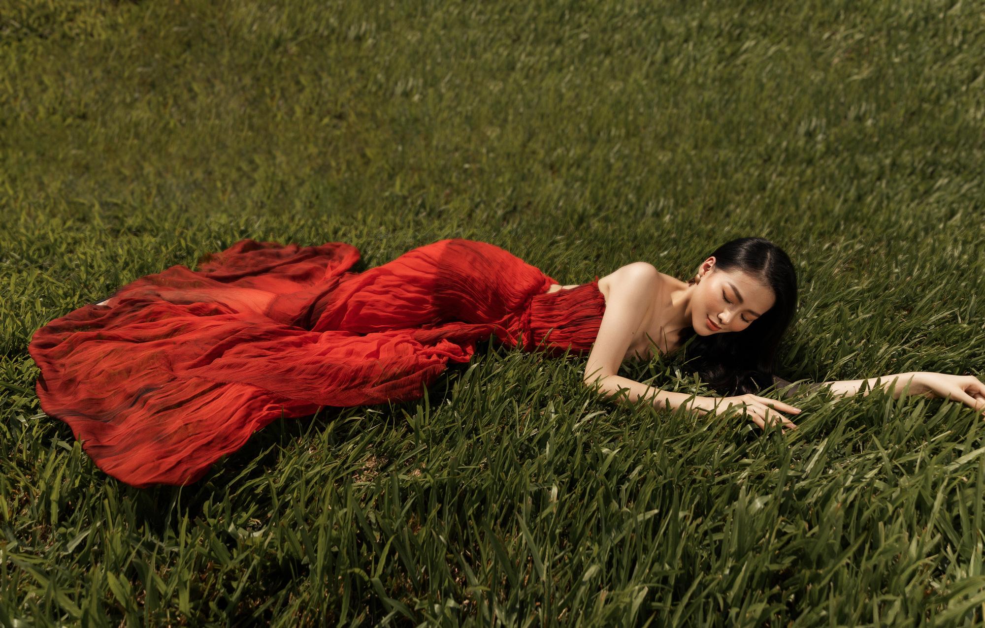 Hoa hậu Trái Đất Phương Khánh trở lại showbiz, tiết lộ lý do bất ngờ ở ẩn - Ảnh 5.