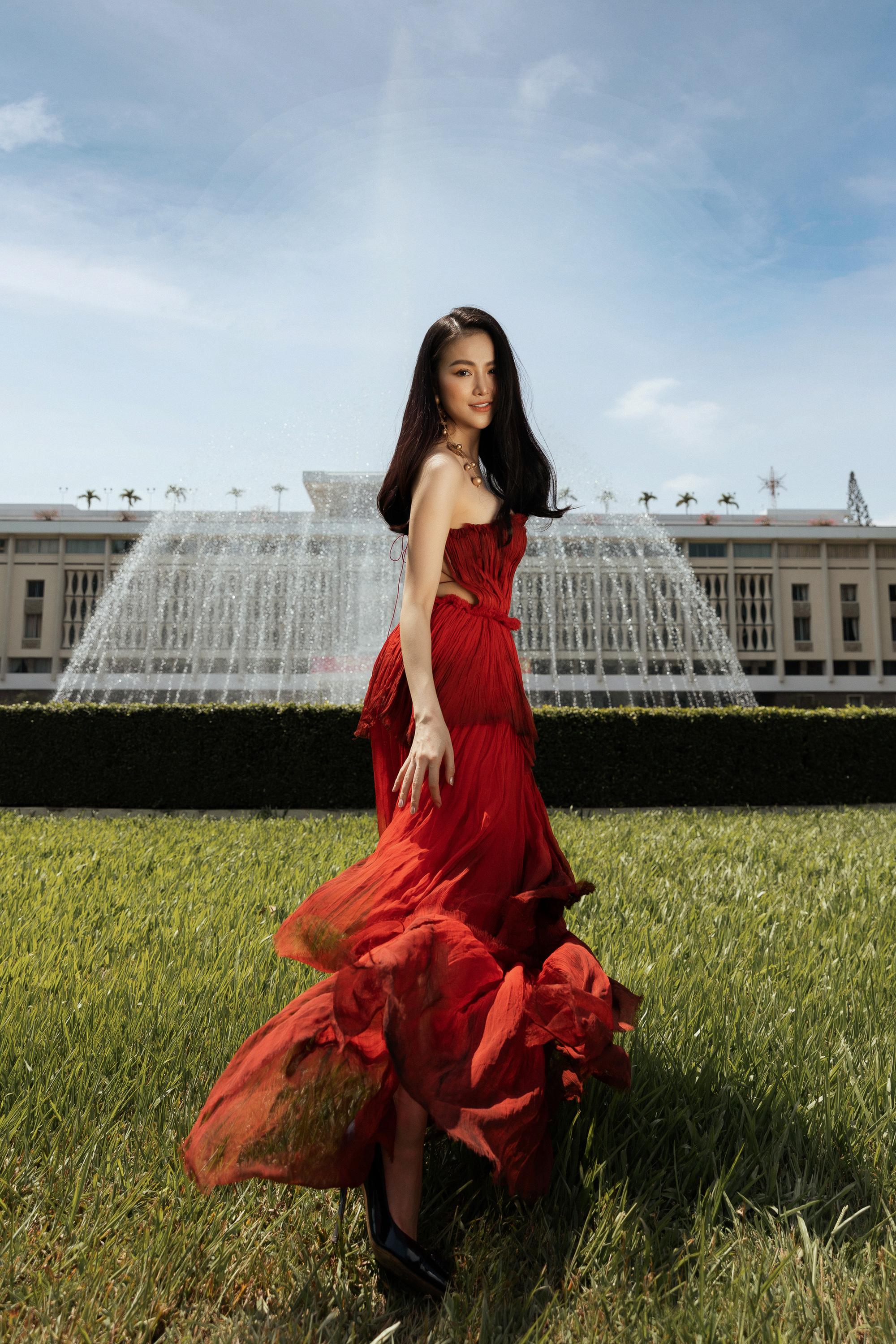 Hoa hậu Trái Đất Phương Khánh trở lại showbiz, tiết lộ lý do bất ngờ ở ẩn - Ảnh 4.