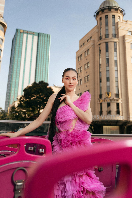 Hoa hậu Trái Đất Phương Khánh trở lại showbiz, tiết lộ lý do bất ngờ ở ẩn - Ảnh 1.