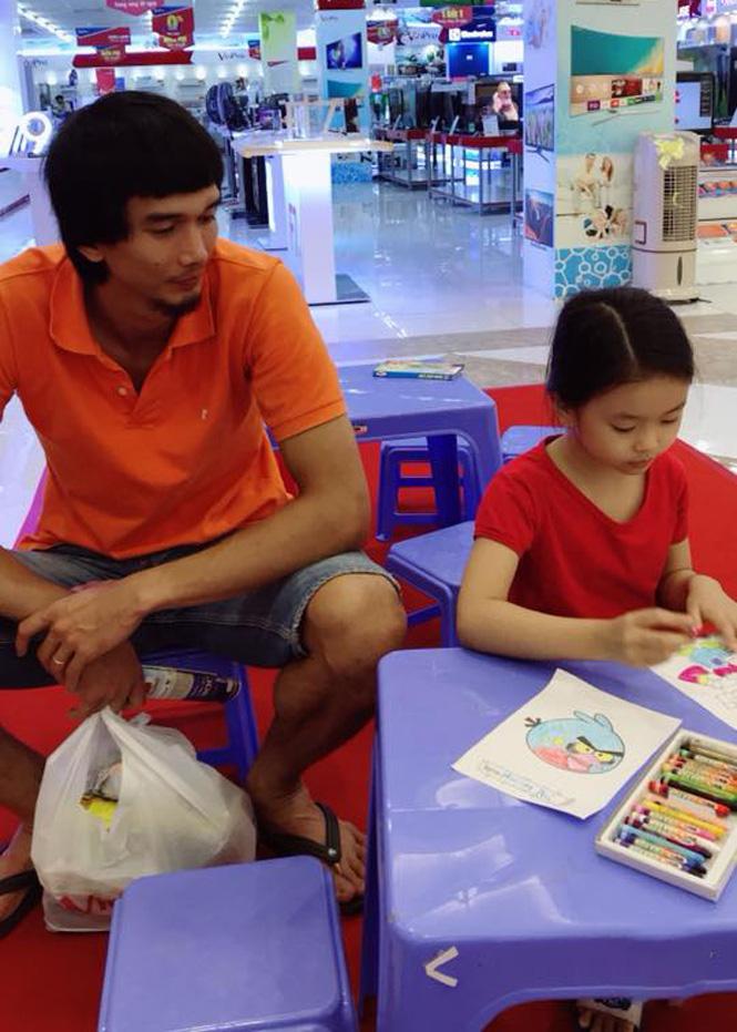 Con gái phụ công Nguyễn Hoàng Thương: Xinh xắn, tài năng, là MC tương lai - Ảnh 5.