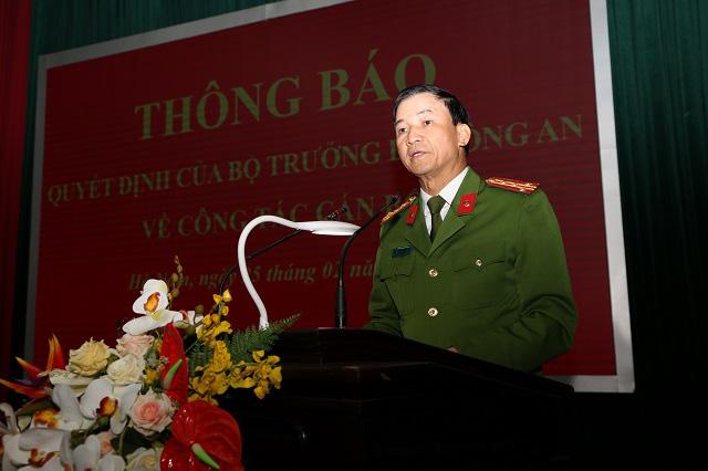 Nhân sự mới được Bộ trưởng Bộ Công an bổ nhiệm ở Lâm Đồng là ai? - Ảnh 2.
