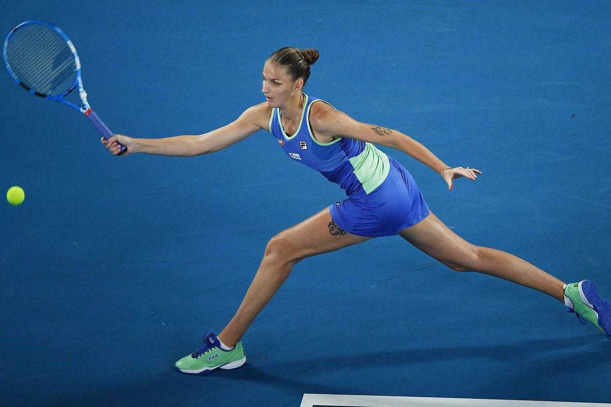 10 tay vợt nữ cao nhất thế giới: Maria Sharapova 1m88 chỉ xếp thứ 4 - Ảnh 6.