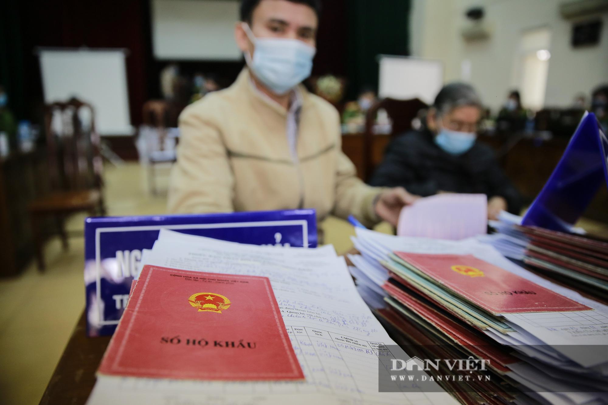 Mục sở thị quá trình cấp thẻ căn cước công dân gắn chíp lưu động tại Hà Nội - Ảnh 12.