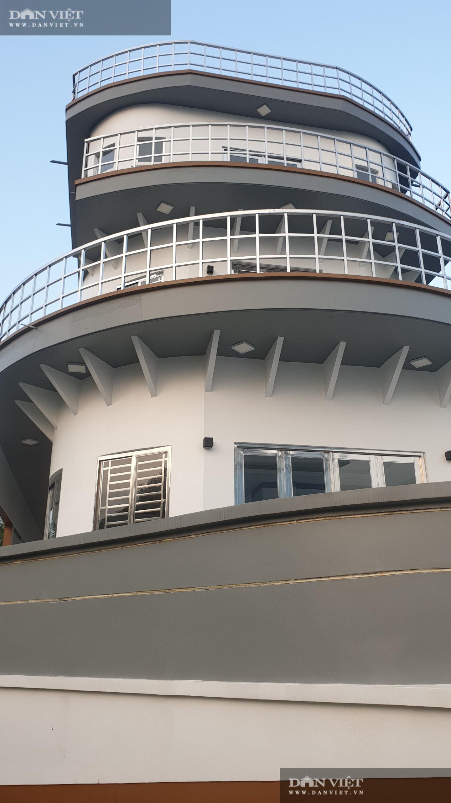 """""""Căn nhà du thuyền"""" 5 tỷ lạ nhất miền Tây - Ảnh 6."""
